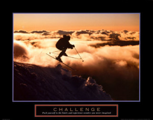 challenge-skier-in-clouds